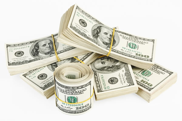 Building your bankroll from the ground up for How much money to build a house