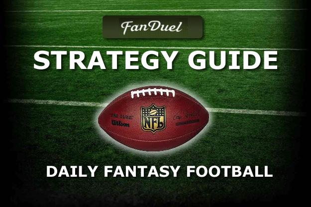 Daily Fantasy Football Strategy - Daily Fantasy Sports Tips