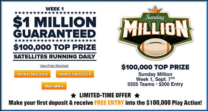 draftkings-promo-sunday-million